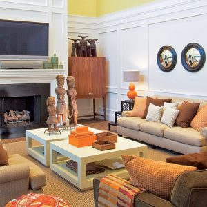 Choosing House Decorating Strategy Based on Individual Choices
